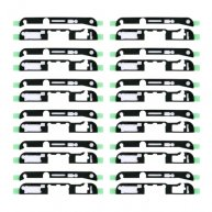10PCS for Samsung Galaxy C9 Pro / C900 Front Housing Adhesive Sticker