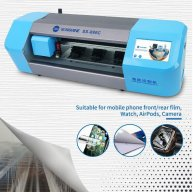 SS-890C smart laser precision cutting machine for mobile phone LCD screen protect Water coagulation membrane with 50PCS Film