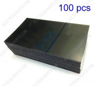 100pcs/lot for Samsung J5 J500 J500F LCD Polarizer Film