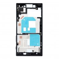 For Sony Xperia X Compact/Mini Middle Frame Front Housing - Black