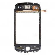 For BlackBerry 9380 Touch Screen with Bezel Replaacement