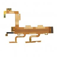 Power Button & Volume Button & Microphone Ribbon Flex Cable for Sony Xperia C3