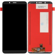 LCD Screen and Digitizer Full Assembly for Huawei Enjoy 8(Black)