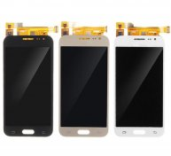 OR Quality LCD Screen Display with Digitizer Touch Panel for Samsung Galaxy J200 - White