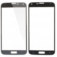 OR Front Outer Glass Lens With OCA Glue for Samsung Galaxy S5 GS 5