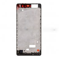 Front Housing LCD Frame Bezel Plate for Huawei P9- Black