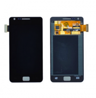 Complete Screen Assembly for Samsung I9105 Galaxy S II Plus -Black
