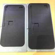 LCD Screen lamination mold with Silicone Pad For Iphone X/XS/XR/XS Max/11 Pro/11 Pro Max