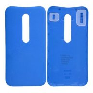 Back Cover Battery Door for Motorola Moto G3 - Blue