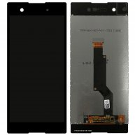For Sony Xperia XA1 LCD Screen + Touch Screen Digitizer Assembly-Black