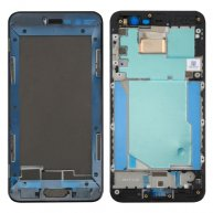 For HTC U Play Front Housing LCD Frame Bezel Plate