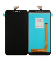 LCD Display + Touch Screen Digitizer Assembly For Wiko U Pulse-Black