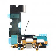 High Quality Charging Port with Flex Cable and Mic for iPhone 7(4.7 inches) - Black