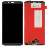 LCD Screen and Digitizer Full Assembly for Huawei Honor Play 7C(Black)