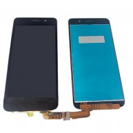 COMPLETE SCREEN ASSEMBLY FOR HUAWEI HONOR 4A -BLACK
