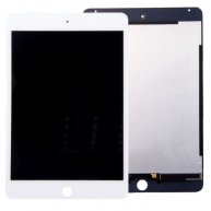 LCD Display + Touch Screen Digitizer Assembly for iPad mini 4(White)