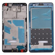 For Huawei Honor 5X Front Housing LCD Frame Bezel Plate(Black)