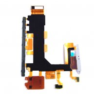 Motherboard (Power & Volume & Mic) Ribbon Flex Cable for Sony Xperia Z2 3G Version