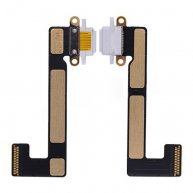 High Quality Charging Port with Flex Cable for iPad mini 3-White