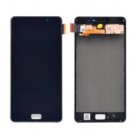 For Lenovo Vibe P2 / P2a42 / P2c72 LCD Display + Touch Screen Digitizer Assembly with Frame (Black)