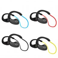 AWEI A881BL Waterproof Sports Bluetooth CSR4.1 Earphone Wireless Stereo Headset With NFC Function