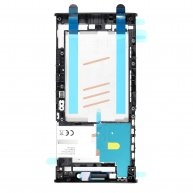 For Sony Xperia L1 Middle Frame Front Housing - Black