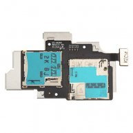 SIM Holder Flex Cable For samsung Galaxy Premier I9260