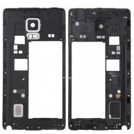 Middle Frame Bezel / Rear Housing for Samsung Galaxy Note Edge / N915(White)