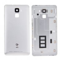 Battery Back Cover Replacement for Huawei Honor 7(Silver)