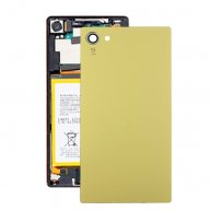 For Sony Xperia Z5 Compact Back Battery Cover(Gold)