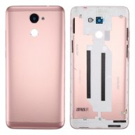 For Huawei Enjoy 7 Plus/Y7 Prime Battery Back Cover(Pink)