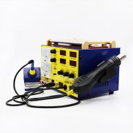 A-919D 5 in 1 multi-function maintenance soldering station intelligent constant temperature soldering iron tool
