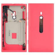 Back HousingAssembly Cover Replacement For nokia Lumia 800 -Pink