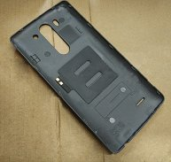 Back Cover Battery Door For LG G3 Beat Mini D722-Black