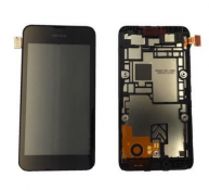 COMPLETE SCREEN ASSEMBLY WITH BEZEL FOR NOKIA LUMIA 530