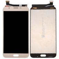 OR LCD Screen + Original Touch Panel for Samsung Galaxy J727(Gold)
