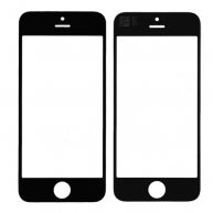 Touch Screen Glass Front Glass Lens for iPhone 5/5S With OCA Glue-OR