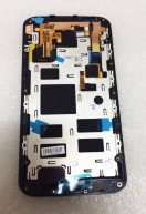 For Motorola Moto X+1 X(2014) XT1092 XT1095 XT1096 LCD Screen Digitizer Touch with Frame-White