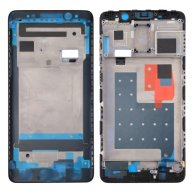 For Huawei Mate 9 Pro Front Housing LCD Frame Bezel Plate(Black)