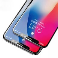 Baseus Screen Protector Tempered Glass For iPhone X/XS/XR/XS Max 4D Surface Full Cover Protection Glass Film