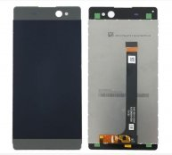 LCD Screen with Touch Screen Assembly For Sony XA Ultra-Black