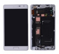 LCD Screen Display with Touch Digitizer Panel and Bezel Frame for Samsung Galaxy Note Edge N915/ N915G/ N915D/ N915F/ N915A/ N91