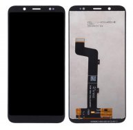 LCD Screen and Digitizer Full Assembly for HTC U12 Life (Black)