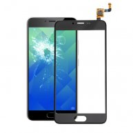 For Meizu M5 / Meilan 5 Touch Screen Digitizer Assembly(Black)
