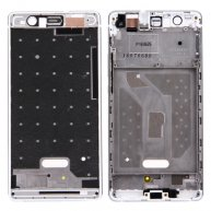 For Huawei P9 Lite Front Housing LCD Frame Bezel Plate(White)