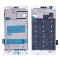 For Huawei Enjoy 6 Original Front Housing LCD Frame Bezel Plate(White)