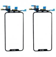 For iPhone X Touch Screen Digitizer Panel with OCA Optical Clear Adhesive