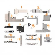 FOR IPHONE 8 INTERNAL SMALL PARTS 18PCS