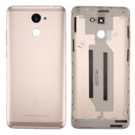 For Huawei Enjoy 7 Plus/Y7 Prime Battery Back Cover(Gold)