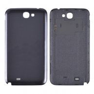 Battery Cover for Samsung Galaxy Note II N7100/N7105 LT/i605 Verizon/L900 Sprint/R950 US Cellular-Black